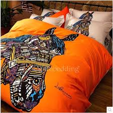 cool teen bedding designer orange horse affordable cool teen bedding sets teen bedding cool teen bedding