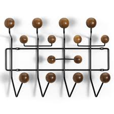 Eames Coat Rack Walnut The allblack one is gorgeous too Objects in Space Pinterest 41