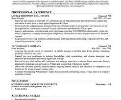 Senior Educational Administrator Resume Template Premium Resume