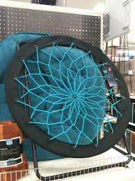 cool chairs at target round bungee chair in teal at target