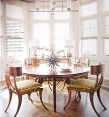 klismos chairs and round table a klismos really does belong to a round dining table
