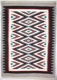Navajo rug patterns Ganado Picture Of Outline Navajo Rug Sg 1stdibs Outline Pattern Native American Rug Southwestern Rug For Sale
