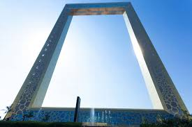 the dubai frame opened to the public on the 1st january 2018 and is already proving popular with locals and tourists alike thanks to the 360 degree views