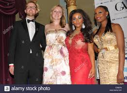 Gracious Alma Charity Ball at Cafe De Paris Featuring: Chelsee Stock Photo  - Alamy