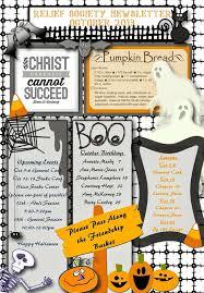 Free Community Newsletter Templates October Newsletter Ideas
