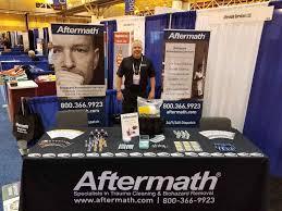 Aftermath Visits The National Sheriffs Association Conference
