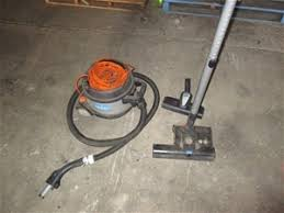 Sauber Commercial <b>Vacuum Cleaner</b> Auction (<b>0099</b>-7006572 ...