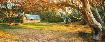 Wallace Hut Falls Creek Vic