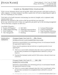 Sales Resume Objective Statements Englishor Com