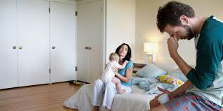 Parent Bedroom Working And Parenting Is Hard New Study Shows American Moms And