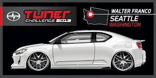 scion white 2014. scion tuner challenge 2014 tc white