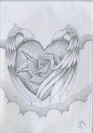 Free Pencil Art Love Heart Download Free Clip Art Free Clip Art On