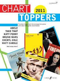 Chart Toppers Of 2011 Chart Toppers 2011 Piano 9780571536368 Amazon Com Books