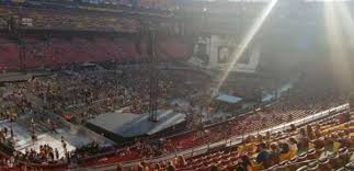 Fedex Field Seating Chart View Fedex Field Section 327 Home Of Washington Redskins