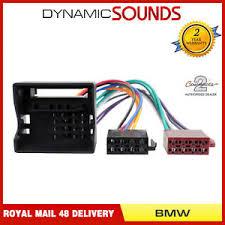 ct20bm02 car stereo radio wiring harness adaptor for bmw e46 e39 e85 image is loading ct20bm02 car stereo radio wiring harness adaptor for