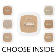 L Oreal True Match Shade Chart Details About Loreal Paris True Match Mineral Pressed Gentle Powder Foundation Colors New