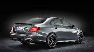 Mercedes-AMG E 63 S 4MATIC+: Most powerful E-Class ever.