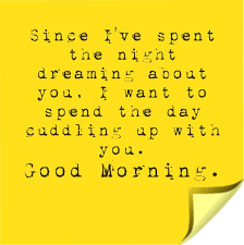 Good Morning Quotes To Say To Your Girlfriend