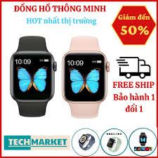 VBL2021 💥FREE SHIP💥 Đồng Hồ T500 Seri 5 Thế hệ mới Smart Watch, đồng hồ  thông minh