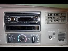how to install an aftermarket stereo in a ford truck youtube 99 Ford F 150 Radio Wiring Harness 99 Ford F 150 Radio Wiring Harness #46 1999 ford f150 radio wiring harness diagram