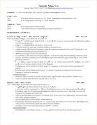 Academic Resume Example Student Counselor Examples Elementary