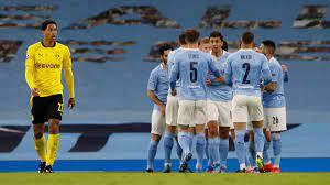 אלופות: מנצ'סטר סיטי ניצחה 1:2 את בורוסיה דורטמונד - וואלה! ספורט