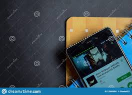 Darkify Dev App On Smartphone Screen ...