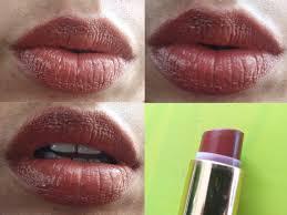 Revlon Super Lustrous Lipstick Colour Chart Revlon Chocolate Velvet 302 Super Lustrous Lipstick Review