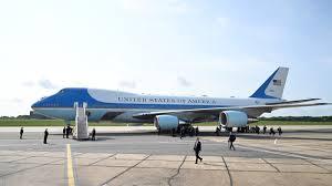 Trump Air Force One Design Democrat Blocks Trumps Plans To Repaint Air Force One Npr