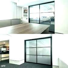 electric privacy glass shower doors switchable smart exterior door