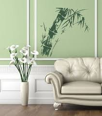 Small Picture Vinyl Decal Bamboo Home Wall Decor Removable Stylish Sticker Mural