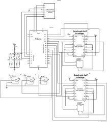 Draw wiring diagram arduino