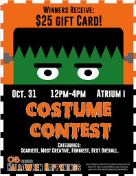 Cabs Halloween Happenings Event To Include Costume