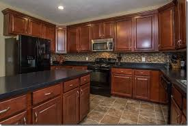 kitchens with dark cabinets and tile floors. Fine Tile Unique Kitchen Tile Flooring Dark Cabinets Inside Floor For Cherry  Morespoons B9eb74a18d65 To Kitchens With And Floors M