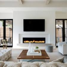 Tv room furniture ideas Unit Family Room Large Contemporary Open Concept Light Wood Floor And Beige Floor Family Room Idea Houzz 75 Most Popular Contemporary Family Room Design Ideas For 2019