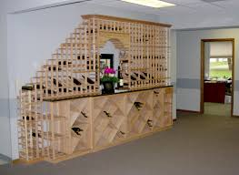 Building A Small Wine Room. . Building A Wine Cellar ...