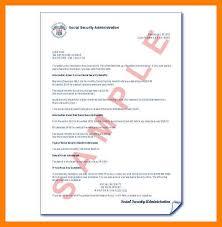 ssa award letter social security award lettere