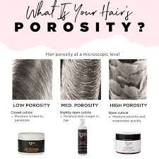 what is hair porosity why does