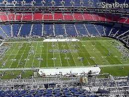 Titans Stadium Seating Chart 4 Upper Level Midfield Tennessee Titans Psl Psls Seat Ticket