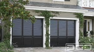 coastal cottage 09 custom architectural garage door