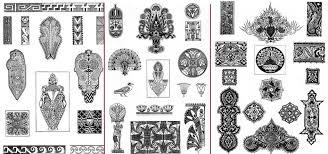 Индивидуальное задание Гиниевская Ирина Сергеевна Повышение  Декоративные мотивы и орнаменты Африки Древнего Египта и Персии