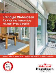 Holzland Hasselbach 2017 By Kaiser Design Issuu