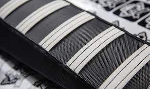 thrillseekers custom seat cover split