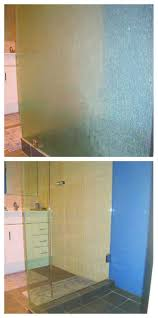 shower screen restoration