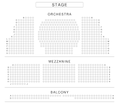 William Kerr Theatre Seating Chart Walter Kerr Theatre Seating Chart View From Seat New