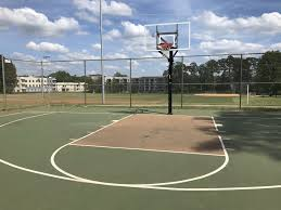 Basketball is a team sport in which two teams of five players score points by shooting (throwing) a ball through an elevated hoop located on either side of the rectangular court. Basketball Courts In Charlotte Nc Courts Of The World