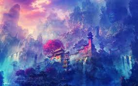 Anime Scenery Wallpaper Landscape ...