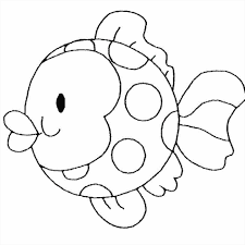 Small Picture Fish Coloring At Www Rainbow Page Free Large Images Camp Pinterest