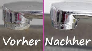 Wasserhahn Entkalken Der Badarmaturen Brode