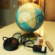 easy lighting. DIY Globe Pendant Light Materials Easy Lighting C